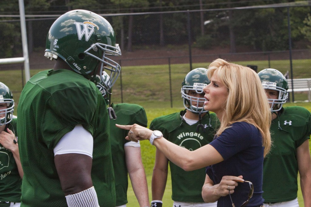 The Blind Side Leading the Blind: Better Faith-Based Filmmaking by Living Better Stories