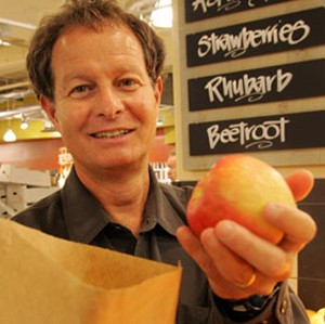John Mackey, CEO and founder of Whole Foods