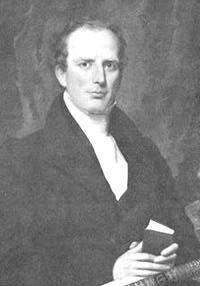 Oberlin President, Charles Grandison Finney (1792-1875)