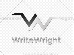 WriteWright Logo from LogoTypeMaker