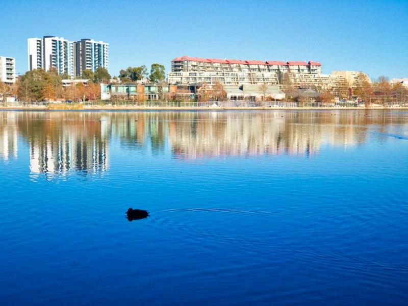 Lake Ginninderra Gary Lum