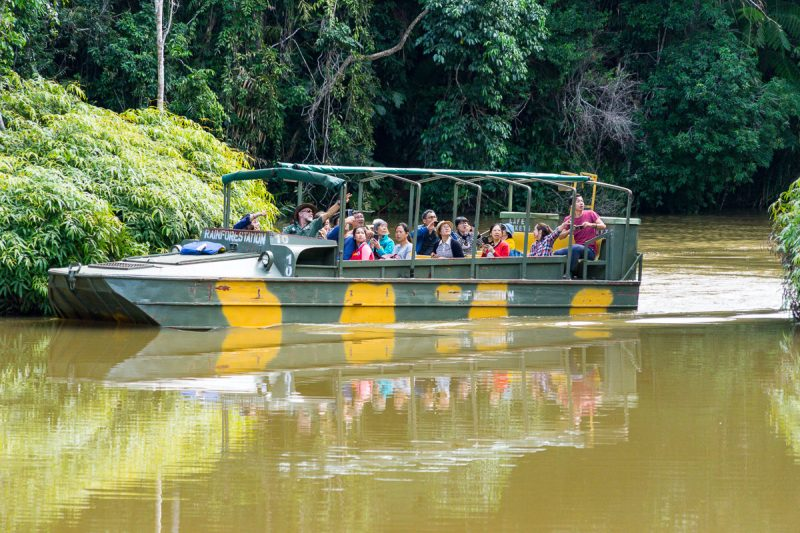 Kuranda Army Duck Experience