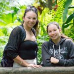 Miss16 and Ms20 at the Australian Butterfly Sanctuary