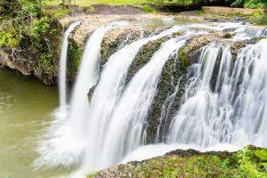Water fall Paronella Park