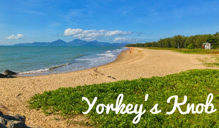 Yorkey's Knob beach