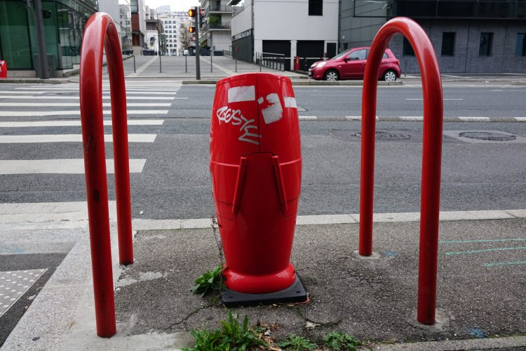 Fire hydrant Gary Lum Lyon