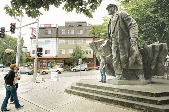 Lenin Seattle