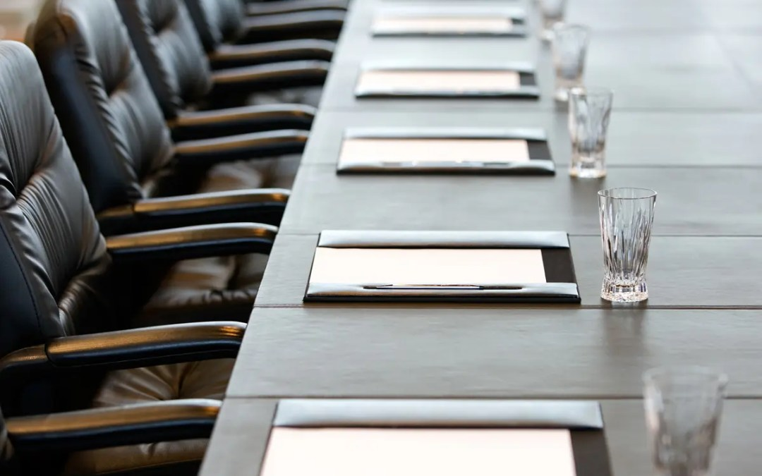 The Importance of Good Board Leadership