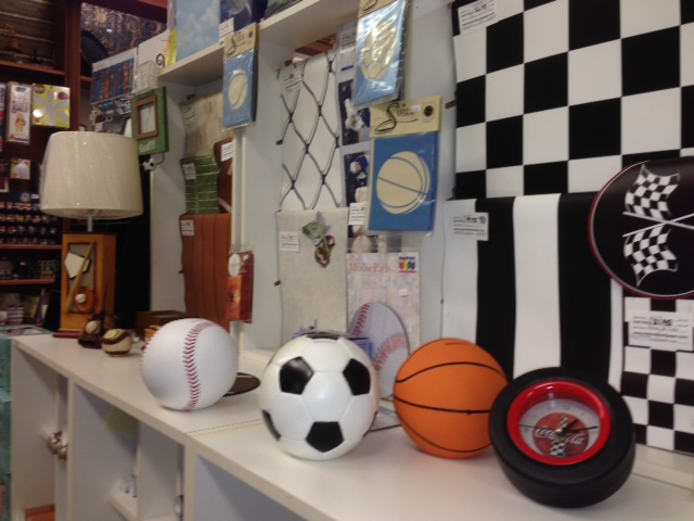 Sports Decorating Items