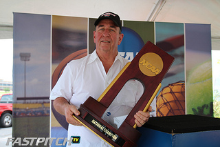 The 2013 WCWS Championship Trophy