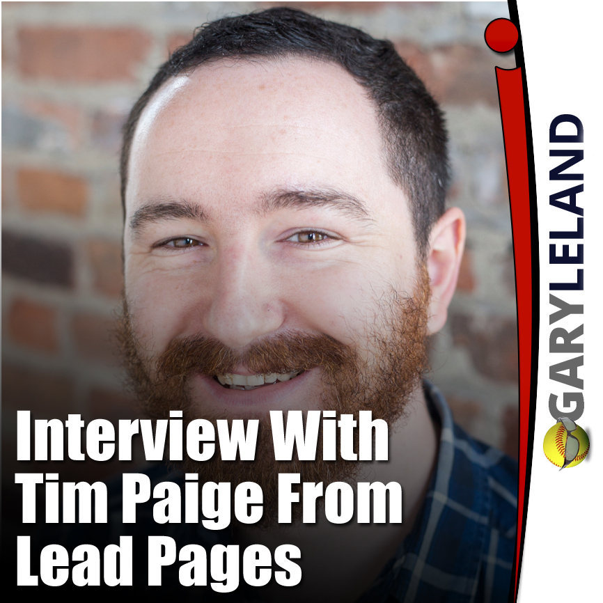 Tim Paige Intereview
