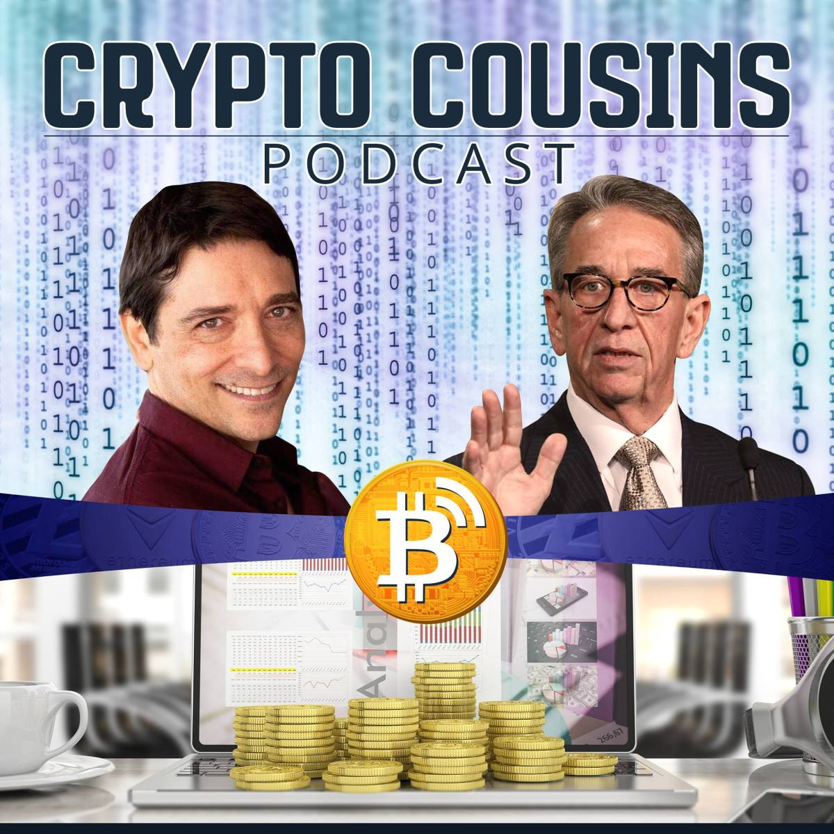 The Crypto Cousins Podcast