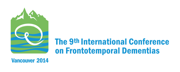 9th International Conference on Frontotemporal Dementias | Vancouver 2014 Logo