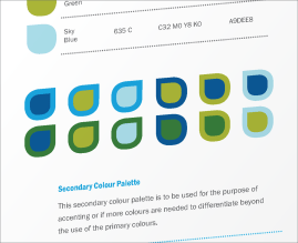 MPA Network | Colour Palette