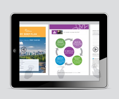 City of Vancouver | My BEEP Plan - Digital Input Forms