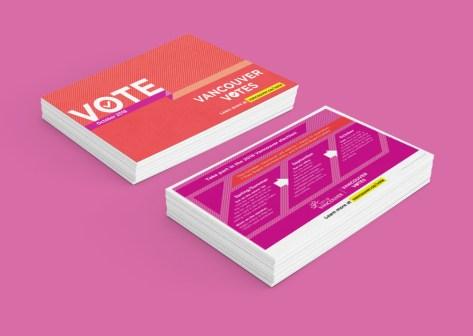 Vancouver Election | Vote Postcards