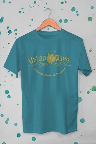 Urban Yarn T-Shirt 2020 Collection