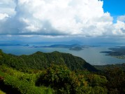 Taal Volcano In Crater Lake