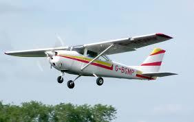 A Cessna 172.