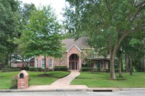 A Kingwood House similar to the one we rented.