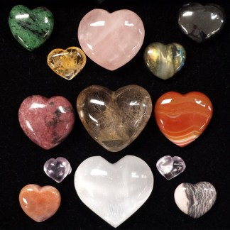 Polished Hearts