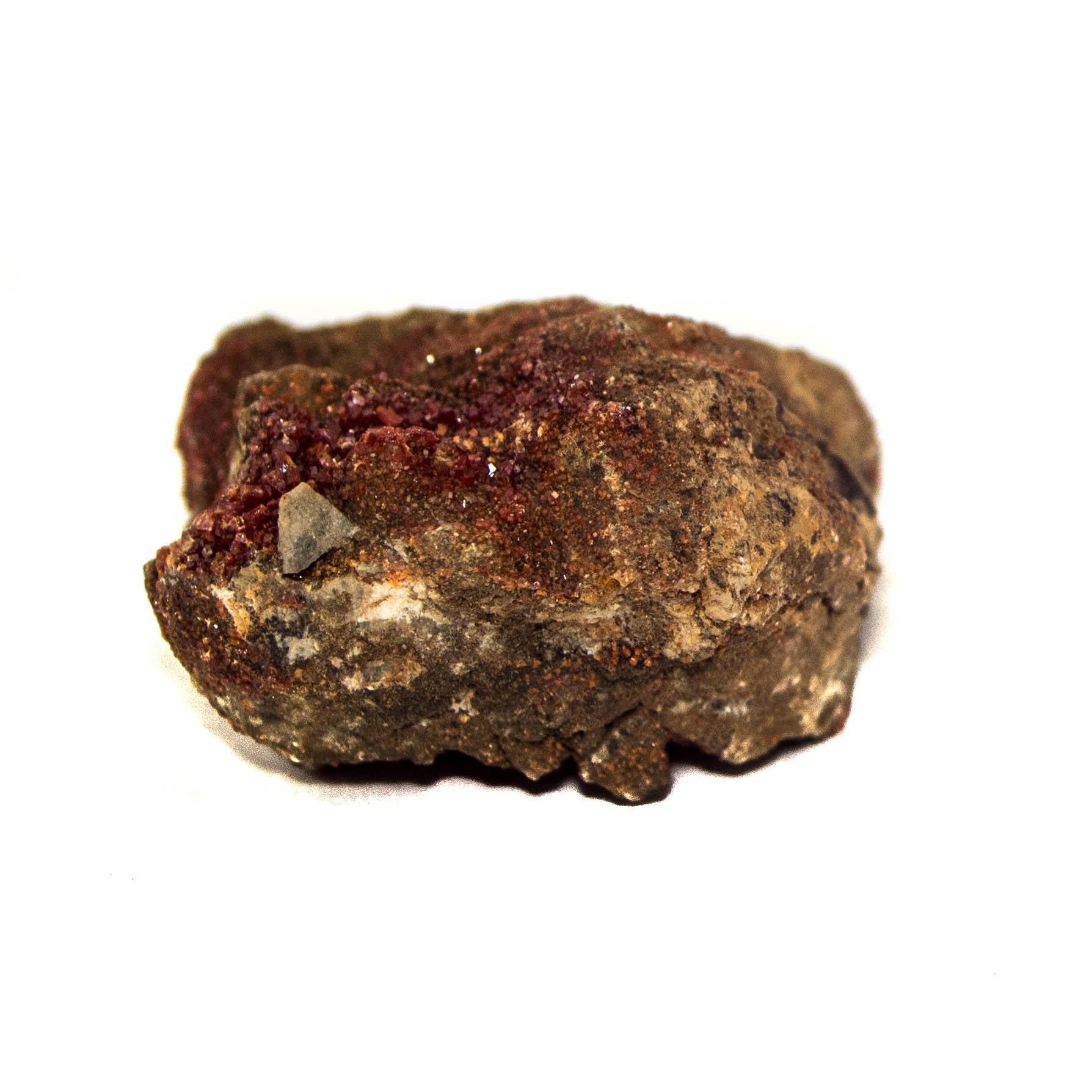 Vanadinite Crystals, Arizona, 1-1/4″ – Gary\'s Gem Garden