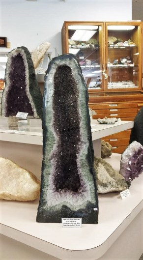 Large Amethyst Cathedral from Brazil