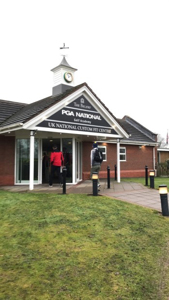 The Custom Fitting Centre