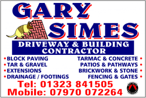 Gary Simes Driveways, Groundwork, Drainage Contractors