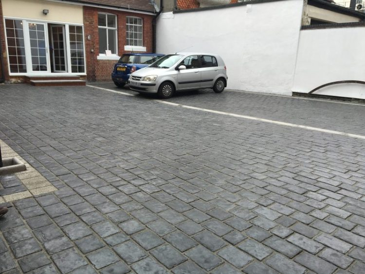 Marshalls driveways paving system by Gary Simes in East Sussex