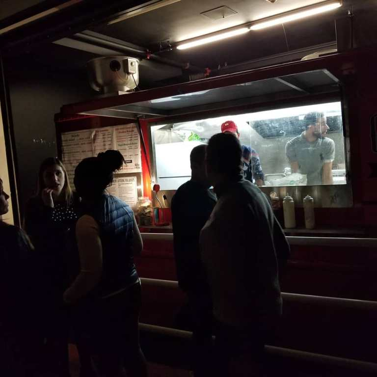 Garyssteaks Food Truck Catering Parties AT ROYAL PALMS