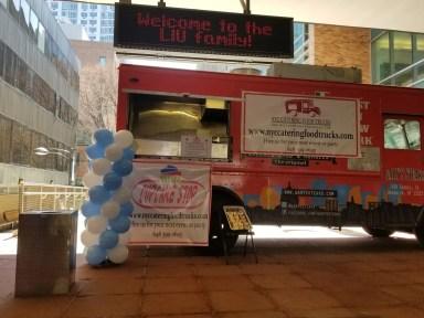 Desert Stop Food Truck Catering - Long Island University Open House College