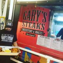 Garyssteaks Food Truck Indoor Catering Service Royal Palms