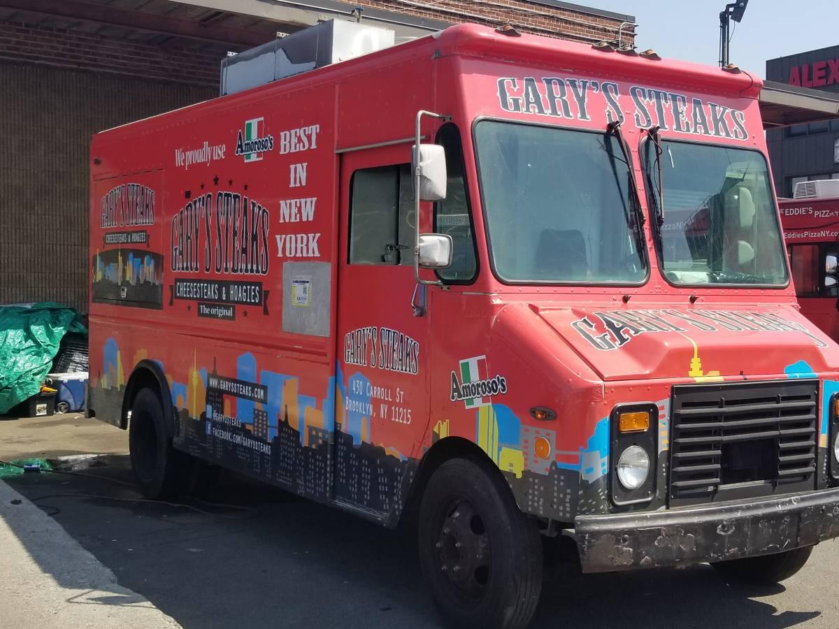 Buy A Food Truck >> Buy A Food Truck 1998 Gmc 39k Garyssteaks