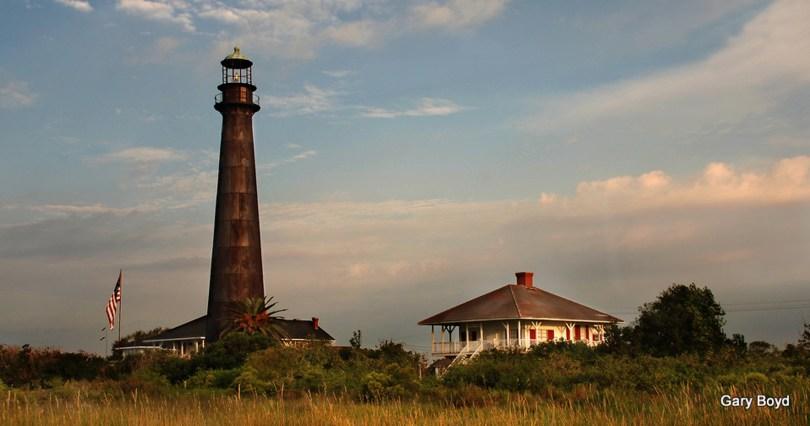 Bolivar Lighthouse 2006