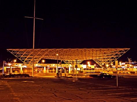 Larkspur Ferry terminal