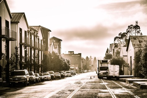 Petaluma, First Street view 1