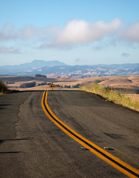 Sonoma County road
