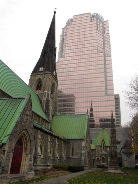 Old and new, Montreal