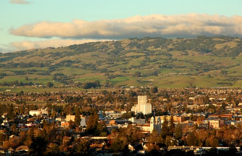 Petaluma zoomed in