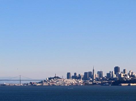 San Francisco low horizon