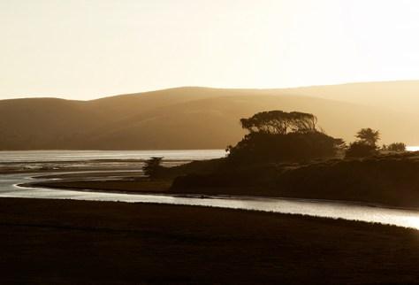 Moody on the Marin County coast