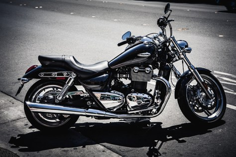 Triumph Thunderbird HDRed