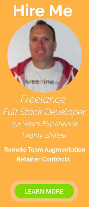 Freelance Full Stack Developer