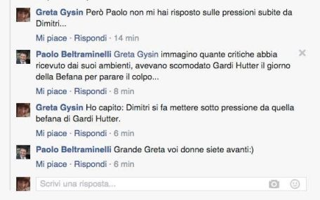 Beltraminelli Gysin