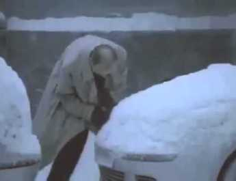 Gas-Tube: Quando nevica e hai una mattina sfigata