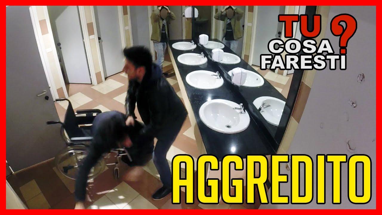 Gas-Tube: Difenderesti un ragazzo su una sedia a rotelle?