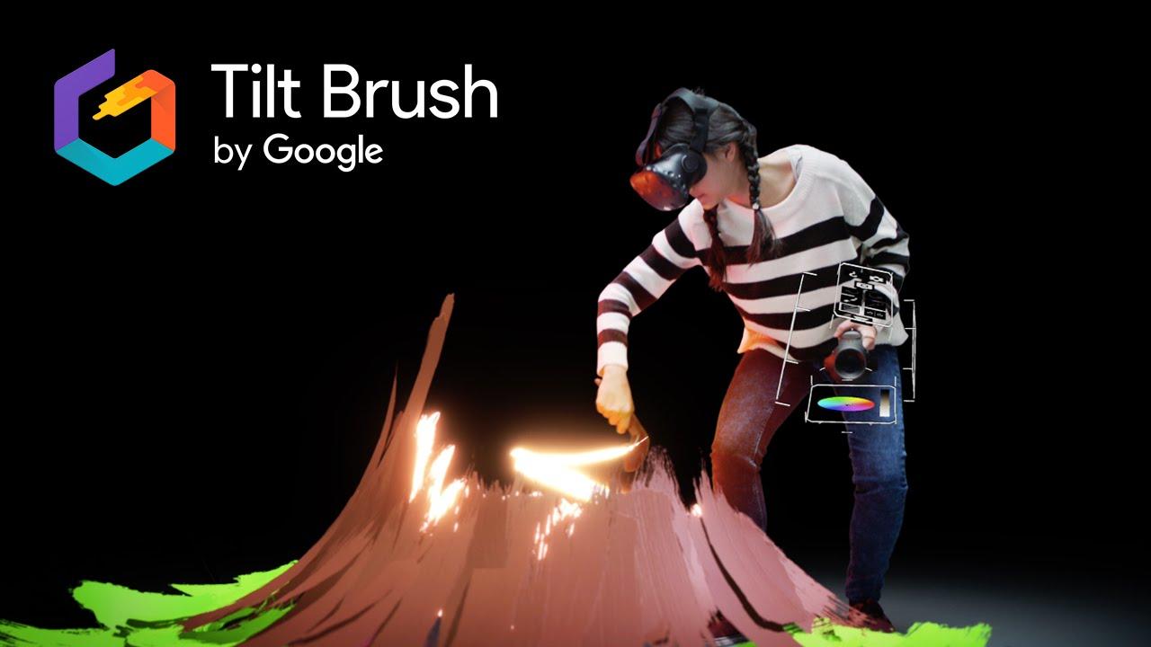 Gas-Tube: L'arte oltre ogni immaginazione, conoscete Tilt Brush?