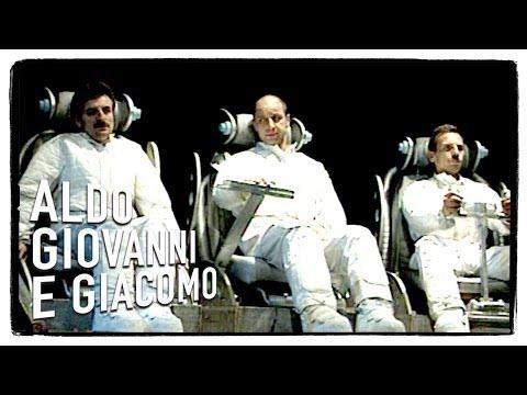 Gas-Tube: Aldo, Giovanni e Giacomo Gli Astronauti