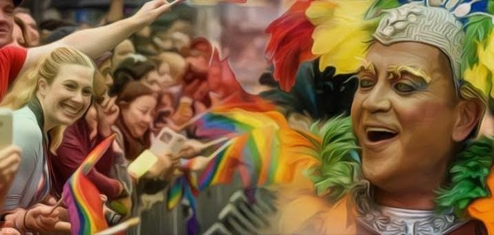 Gay pride Lugano